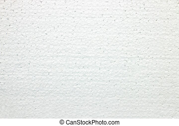 Plastic foam sheet texture background