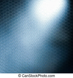 Plastic foil as a background - Abstract background (plastic ...