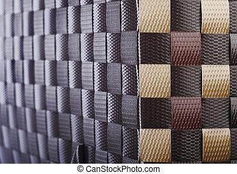 plastic texture ,Thai handwork