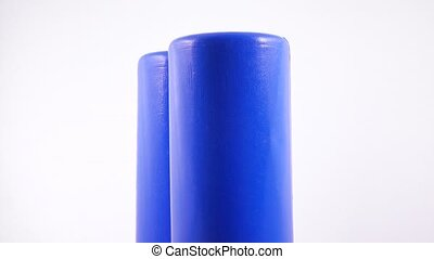 Plastic toy cylinder - Rotating Children's Plastic Cylinder...