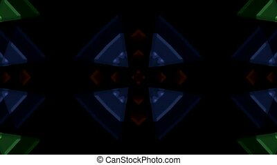 plastic triangle mosaics,toy brick
