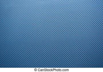 plastik, beschaffenheit, blaues, ansicht, hintergrund, schöne