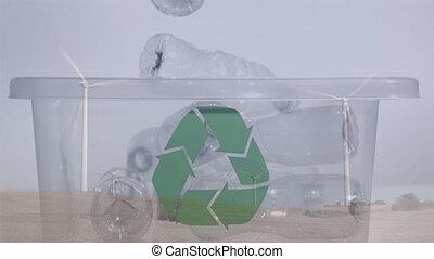 plastique, recyclage