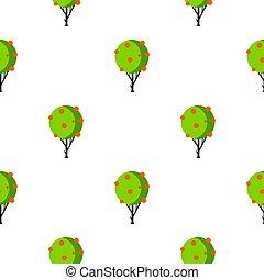 plat, arbre fruitier, modèle