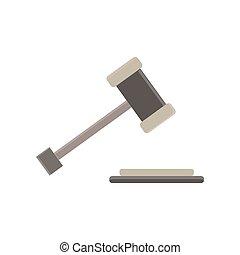 plat, conception, bidder, offre, légal, crime, juge,...