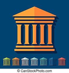 plat, design:, tribunal