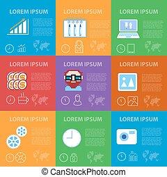 plat, freelance, infographics
