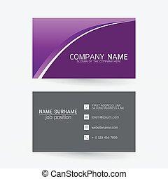 plat, gabarit, business, gris, simple, lumière, moderne, vecteur, utilisateur, fond, interface, carte