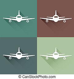 A roport sur voler ombre avions illustration de stock rechercher des clipart des dessins - Ombre et air ...
