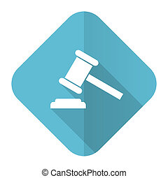 plat, tribunal, enchère, symbole, signe, verdict, icône