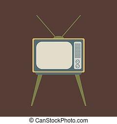 plat, tv., conception, vendange