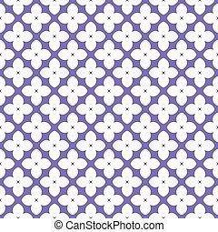 plat, weefsel, abstract, pattern., seamless, achtergrond, floral, bloemen, print.