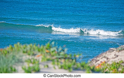 Platamona small waves
