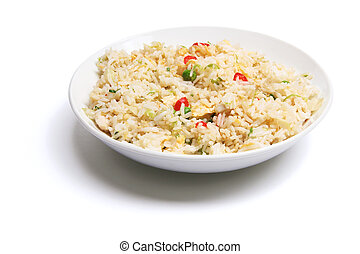Plate of Fried Rice