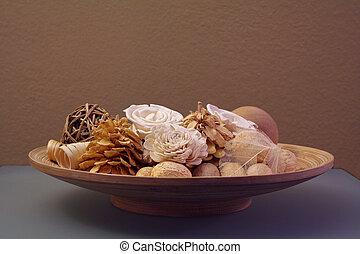 plate of potpourri