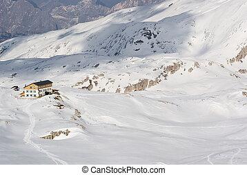 """Plateau of the """"Pale di San Martino"""
