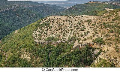 Plateau - Top view of Plateau