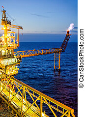 platfrom, offshore
