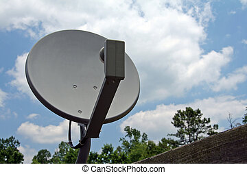 plato, satélite
