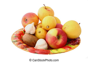 platter, i, sundhed