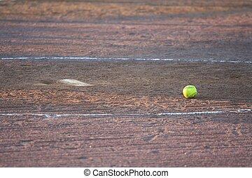 Play Ball - Softball at Pitcher's Mound