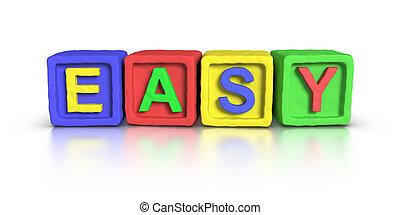 Play Blocks : EASY