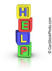 Play Blocks : HELP