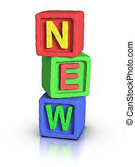 Play Blocks : NEW