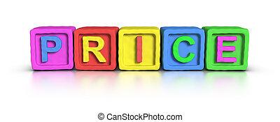 Play Blocks : PRICE