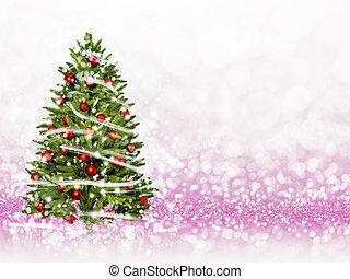 (play, boompje, light)., christmas lights, kerstmis