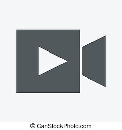 Play icon button