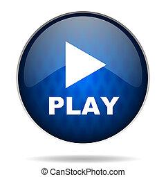 play internet icon