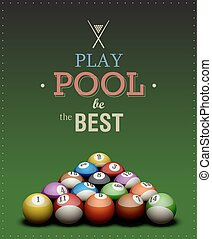 Play Pool poster