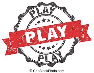 play stamp. sign. seal