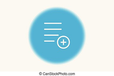 Play vector icon sign symbol