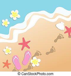 playa, arenoso