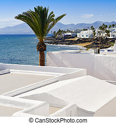 Playa del Carmen, Lanzarote, Canary Islands, Spain