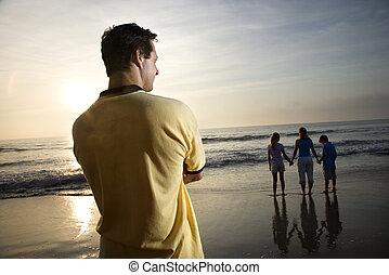 playa., familia