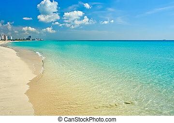 playa, florida, miami, sur