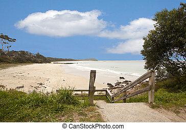 playa, lado