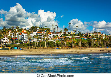 playa, vista, clemente, san, california.