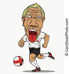 player., calcio, inghilterra