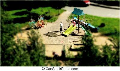 playground - children