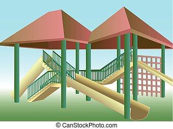 playground escola