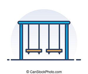 playground., hinta
