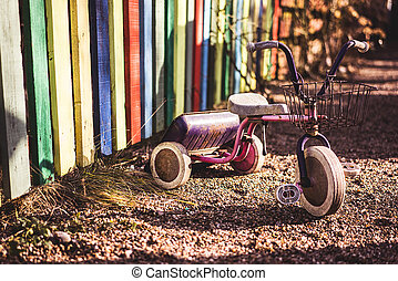 Playground Tricycle