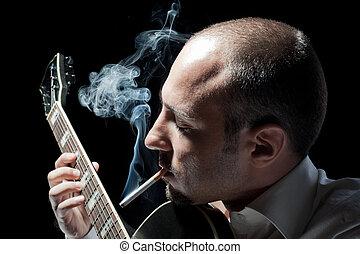 Playin' n' Smokin'