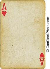 playing card: Ace