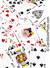 playing, cards