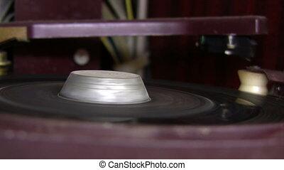 Playing Jukebox - Canon HV30. HD 16:9 1920 x 1080 @ 25.00...